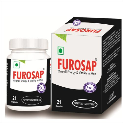 Overall Energy & Vitality in Men - Furosap