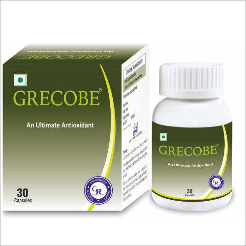An Ultimate antioxidant - Grecobe