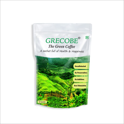 Grecobe-The Green Coffee (Pouch)