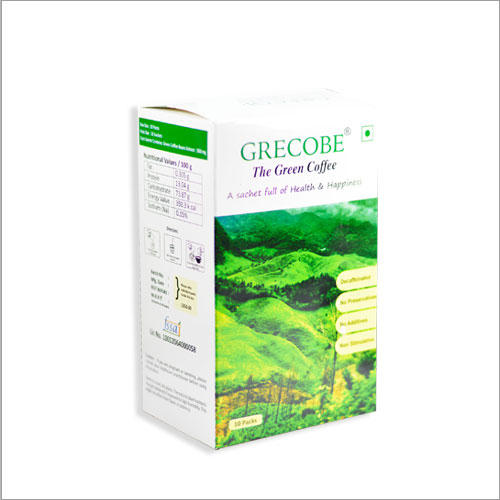 Grecobe – The Green Coffee (Box)