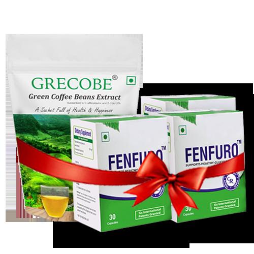 Curated Combo - 3 Fenfuro + 1 Grecobe
