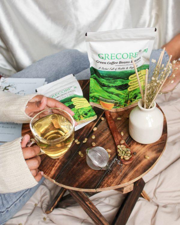 grecobe the green coffee